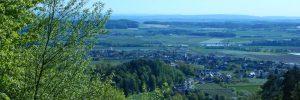 Mountainbiken am Bodensee