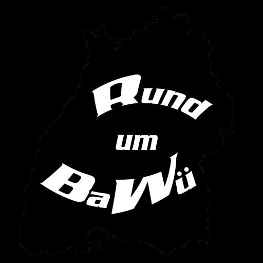 Erste Umrundung Baden-Württembergs - Logo