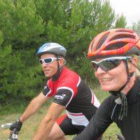Mountainbiking in Frankreich