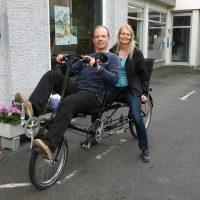 Liegerad-Tandem Bietigheim von Pedalkraft