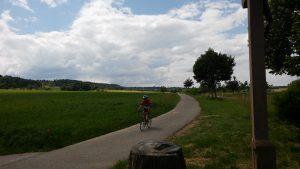 Rennrad Heckengäu