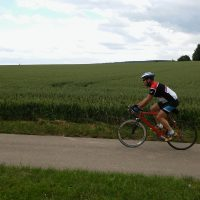 Rennrad Training Grafenau