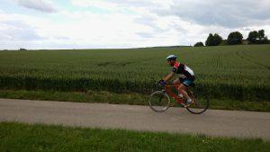 Rennrad Training Grafenau
