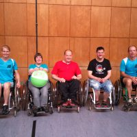 Rollstuhlsport Ulm