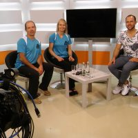 Baden-TV Studio - Sendung: im Gespräch