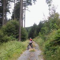 Odenwald Mountainbike Umrundung Baden-Württemberg