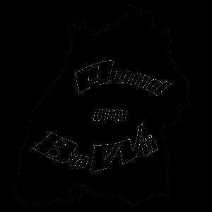 Logo Erste Umrundung Baden-Württembergs