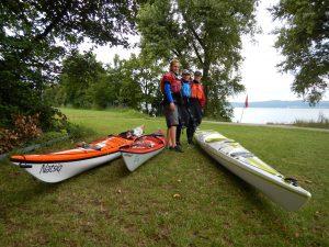 Zweierkajak Bodensee 6