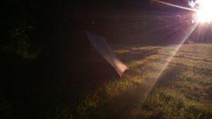 Zelten im Nordschwarzwald