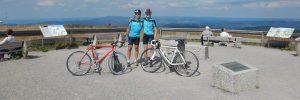 Mit Rennrad auf den Feldberg