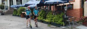 Cityroller von Neckargemünd nach Eberbach